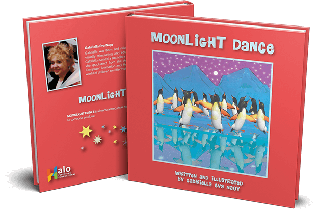 Monlight Dance by Gabriella Eva Nagy